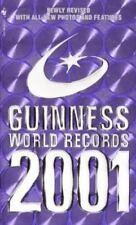 Guinness Book of Records Ser.: Guinness World Records 2001 (2001, Paperback)