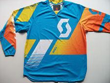Scott 350 Sz LG Motocross Mtb Dh Enduro Shirt Jersey YZ WR WRF TTR XT KTM XCF