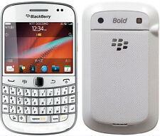 New Unlocked BlackBerry Bold Touch 9900 8GB GPS Wifi Bar Smartphone White