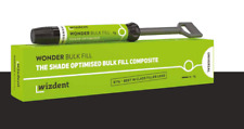 5 X Pidilite Wizdent Shade Optimised Wonder Bulk fill Universal composite 4gm