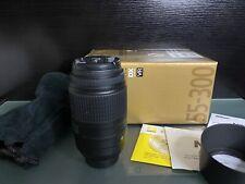 Nikon AF-S DX NIKKOR 55-300mm f/4.5-5.6G ED Vibration Reduction Zoom Lens with