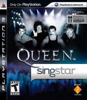 SingStar Queen (Game Only) PS3 New PlayStation 3, Playstation 3
