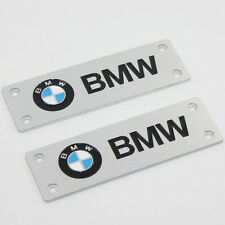 Auto Car Floor Mat Carpet Emblem Logo Badge For BMW All Models