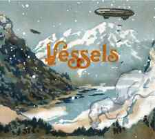 Vessels White Fields And Open Devices CD Album NEW!