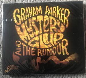GRAHAM PARKER & RUMOUR: MYSTERY GLUE (CD.) Cd Album. Digipak. Freepost In Uk