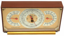 VINTAGE TAYLOR INSTRUMENTS STORMOGUIDE WEATHER STATION TEMPERATURE HUMIDITY