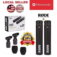 Rode M5 Matched Pair Compact Condenser Microphones