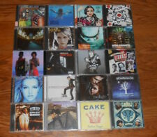 Huge Lot of 16 Cds Pop Rock Music Black Eyed Peas Janet Jackson Kesha Cher Lloyd