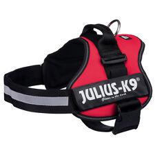 Julius K9 Powergeschirr Gr. 1 L 66 bis 85 Cm rot