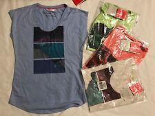 The North Face Womens MEDIUM Inspire T-Shirt - 4 Pack - NWT $80