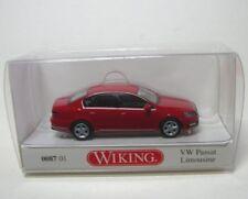 VW Passat  B7 Limousine (rot)