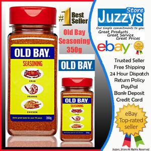 OLD BAY® Seasoning 350g carton of 12x deal for $172 BBF 03/2022