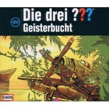"DIE DREI ??? ""GEISTERBUCHT (FOLGE 150)"" 3 CD NEU"