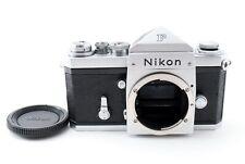 Rear Nikon F EyeLevel S/N 64xxxxx 35mm SLR Film Camera Body [Near mint] by FedEx