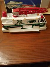 Hess truck with box