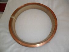"New listing Copper Alloy 110 Soft Copper Foil Coil .0210 X 2"" X 100' New, Unused"