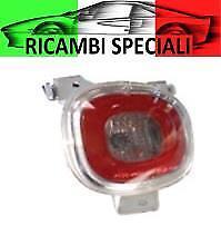 FANALE GRUPPO OTTICO POSTERIORE RETROMARCIA SX FIAT 500L DAL 2012->