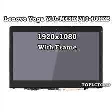 """11.6"""" Lenovo Yoga 710-11ISK 710-11IKB  LCD Touch Screen Digitizer Frame Assembly"""