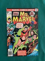 Ms Marvel 1 Very Good / Fine (5.0) - 1st Appearance of Ms Marvel!!