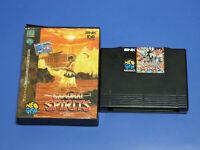 Samurai Spirits Shodown No Manual SNK Neo Geo AES ROM 2000138