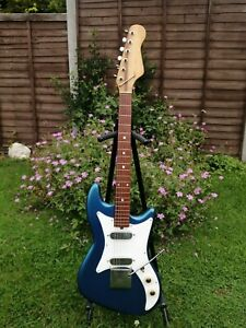 1960,s Vintage Electric Guitar Possibly Vox/ Hagstrom ?