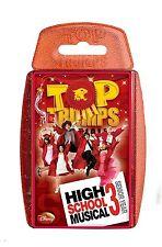 Top Trumps - High School Musical 3 Senior Year