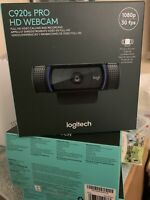 Logitech C920s Pro HD 1080p Webcam with Privacy Shutter - FAST SHIPPING!