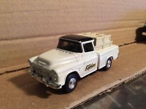 1956 chevy pickup truck cameo  1/43 ertl the replica 1994 loose display piece