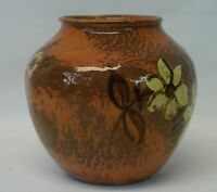 ART DECO KERAMIK VASE - ARTS AND CRAFTS AROUND 1920 - 30 - THIRTIES CERAMIC