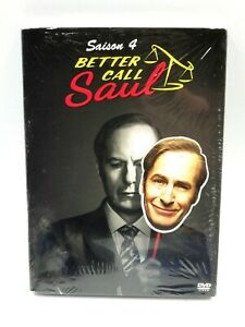 DVD Video Box Better Caul Saul Seasons 4 New Sub Scello