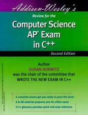 Addison Wesley's Review for the Computer Science AP Exam in C++, Excellent Books