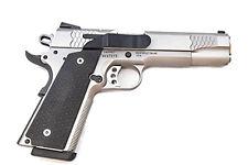 Clipdraw (IWB) Concealed Gun Belt for Model 1911 Full Size & Commander - Black