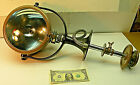 Vintage Yacht Searchlight, The Portable Light co. Half Mile Ray, Nautical Lamp
