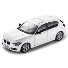 BMW 1 SERIES 5-DOOR (F20) 1:43 SCALE Mineral White 80422210024