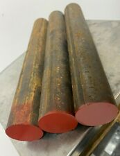 1045 Hr Steel Round Rod 1 34 Diameter X 12 Long 3 Pc Lot