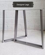 Mesas de zona de trabajo de metal para el hogar