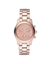 50 m (5 ATM) wasserbeständige Armbanduhren mit Chronograph für Damen