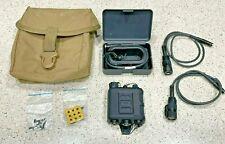 Invisio X50 TEA Dual Comm In-Ear Headset PTT Comms Kit INV-X50-KIT