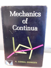 Mechanics Of Continua By A. Cemal Eringen 1967 1st edition