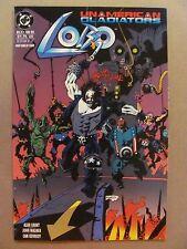 Lobo Unamerican Gladiators #1 DC Comics 1995 Series 9.4 Near Mint