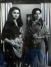 Black & White Photograph Bollywood Movie Pyar Ke Kabil 1987 Actress Padmini P333