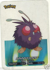 Pokemon lamincards n° 048 - MIMITOSS (A2961)