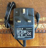 GENUINE/ORIGINAL Sony Ericsson Vintage/Retro Mains Charger [Choose Model]
