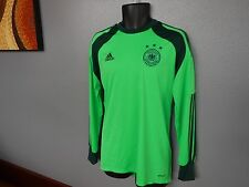 Adidas GERMANY DEUTSCHER JERSEY Soccer MEDIUM Football DEUTSCHLAND Shirt SAMPLE