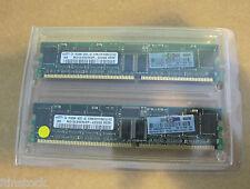 HP 1 GB di memoria Samsung 373028-051 2x 512 MB DDR2 CL3 ECC Reg RAM Server Memoria