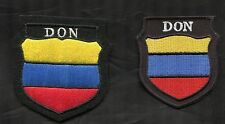 German Volunteer Country Patch Don Cossacks left one only