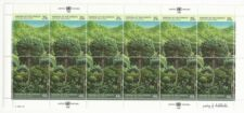 UN Scott #NY 522-23/Geneva 165-66/Vienna 80-81, M/S 1988 Complete FVF MNH