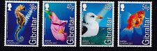 CEPT 2001-animali-piante/Gibilterra MiNr 962/65 **