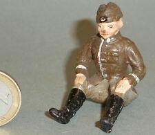 Edad Leyla soldado almacén vida sentado 7,5cm serie