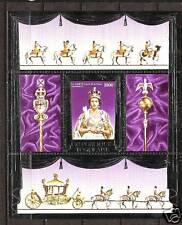 TOGO # 1205, Blk110A MNH QUEEN ELIZABETH II CORONATION